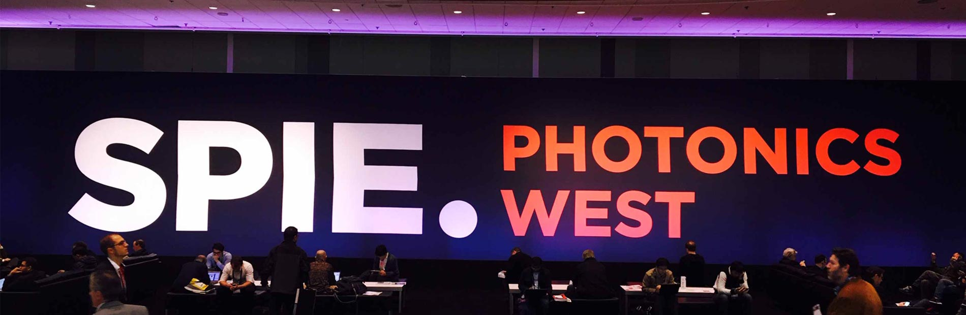 019 Photonics West conference